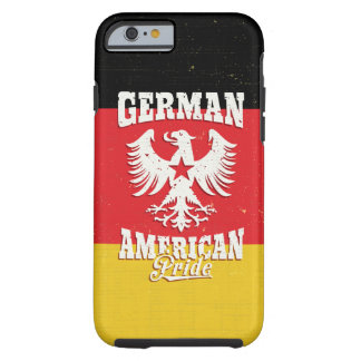 German American Pride Eagle and Flag Tough iPhone 6 Case