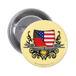 German-American Shield Flag