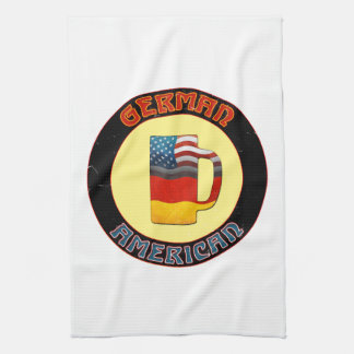 German American Stein Kitchen Towels