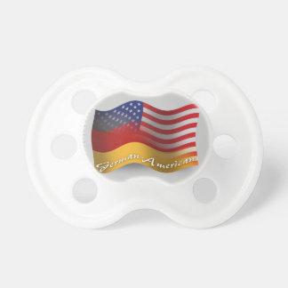 German-American Waving Flag Dummy