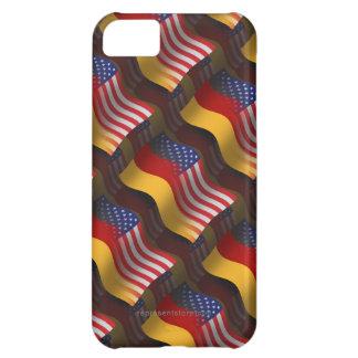German-American Waving Flag iPhone 5C Case