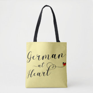 German At Heart Grocery Bag