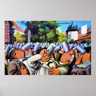 German Brew Fest Poster