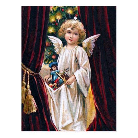 German Christ Child Postcard