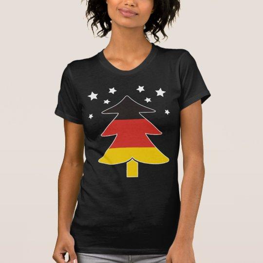 German Christmas Tree T-Shirt