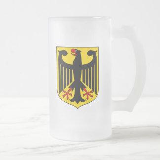 German Coat Of Arms Oktoberfest Mug