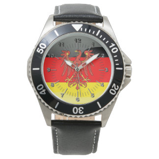German Coat of Arms Wristwatches