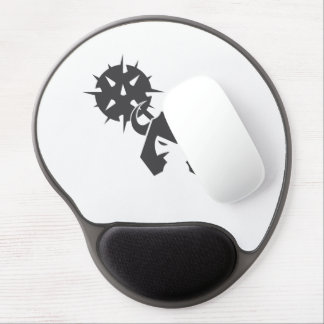 German Death Metal Master Mousepad Gel Mouse Mat