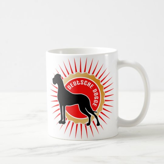 German Doggen cup