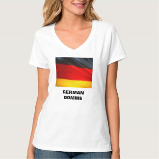 GERMAN DOMME T-Shirt