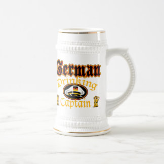 German Drinking Cptn Mug
