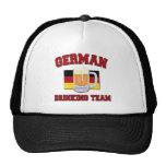 German Drinking Team hat