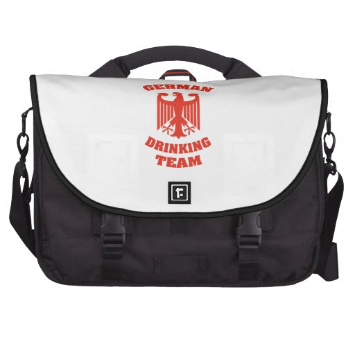 German Drinking Team Bags For Laptop