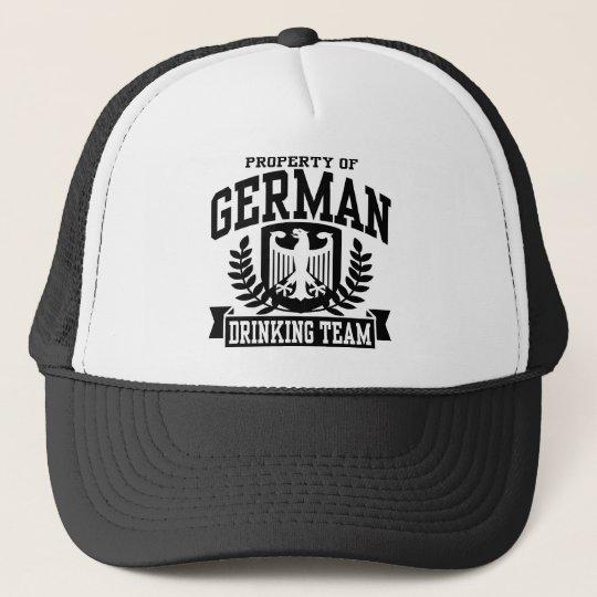 German Drinking Team Trucker Hat