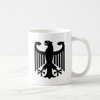 German Eagle Basic White Mug