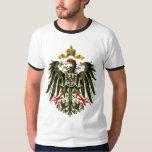 German Eagle Crest Empire T Shirts
