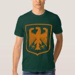 German Eagle - Deutschland coat of arms Tee Shirt