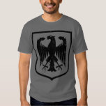 German Eagle - Deutschland coat of arms Tee Shirts