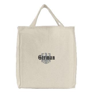 German Eagle Embroidered Bag