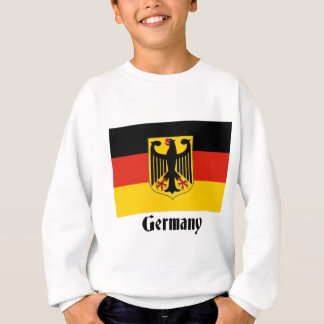 German Eagle Flag Sweatshirt