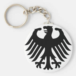 German Eagle Key Ring