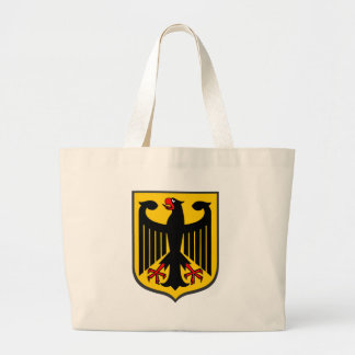 German Eagle Large Tote Bag