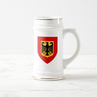 German Eagle Shield Stein