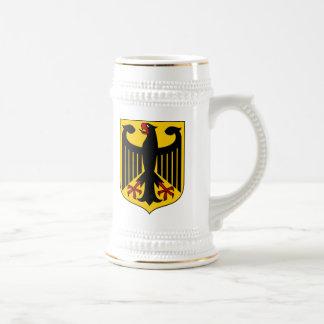 German Eagle Stein Beer Steins