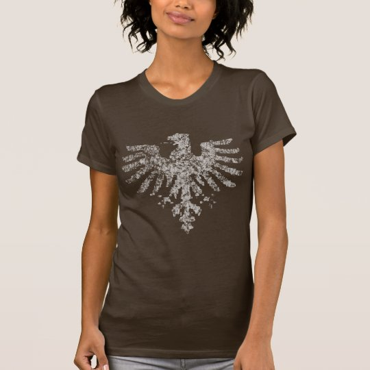 German Eagle Vintage Design t shirt
