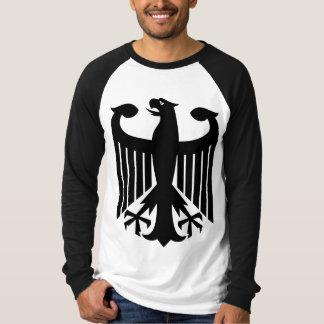 German eagle w/ flag on back T-Shirt