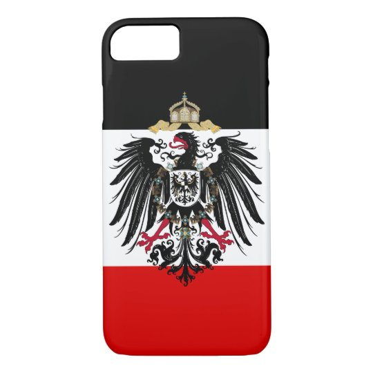 German Empire iPhone 7 Case