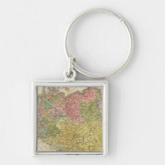 German Empire Key Ring