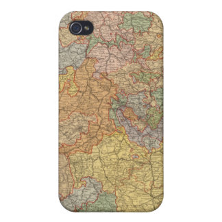 German Empire West Case For iPhone 4