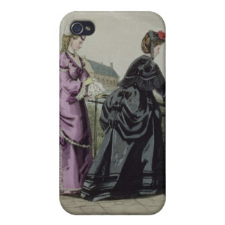 German fashions from Leipzig Cover For iPhone 4