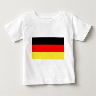 German Flag Baby T-Shirt
