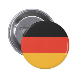 German Flag Button World Cup 2014 Pinback Buttons