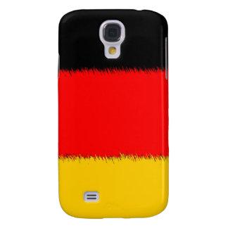 German Flag Galaxy S4 Covers