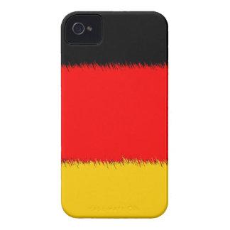 German Flag Case-Mate Blackberry Case