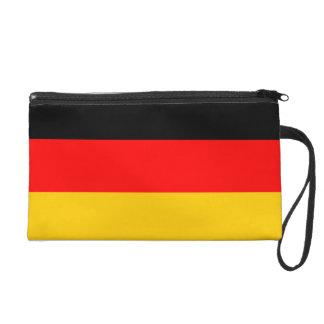 German Flag Deutsche Flagge Wristlet Geldbörse