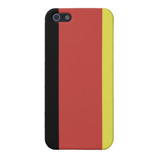 German Flag Germany Flag Case For iPhone 5/5S