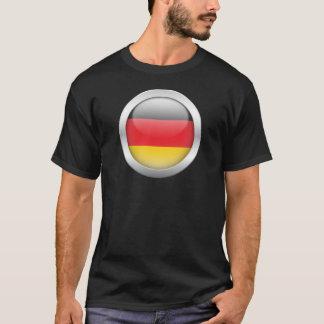 German Flag in Orb T-Shirt