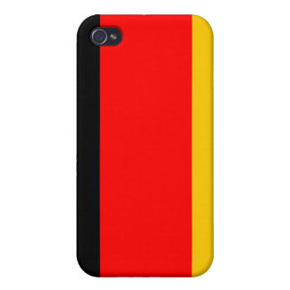 German Flag iPhone 4/4S Cases