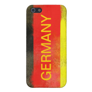 German flag iPhone 5/5S covers