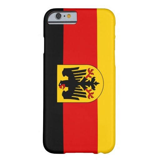 German Flag iPhone 6 case