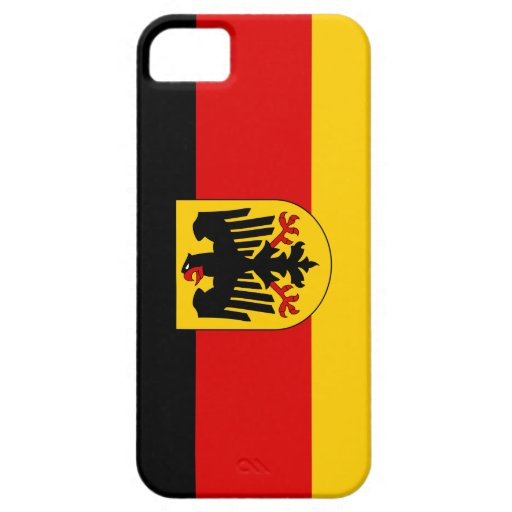German Flag iPhone Case iPhone 5 Cover