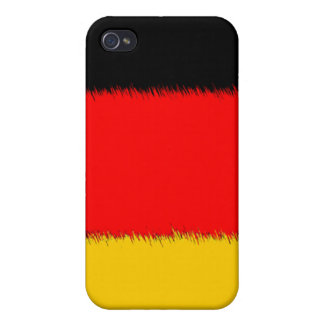 German Flag Cover For iPhone 4