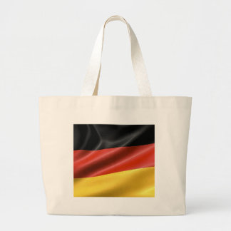 German Flag Jumbo Tote Bag