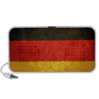 German Flag Notebook Speakers