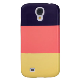 German flag of Germany Galaxy S4 Case