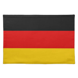 German Flag on MoJo Placemat
